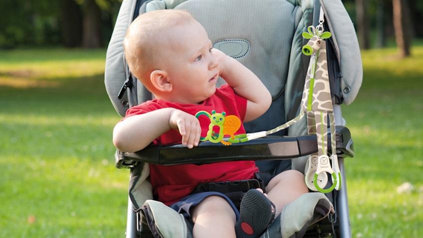 bebe juguete silla paseo