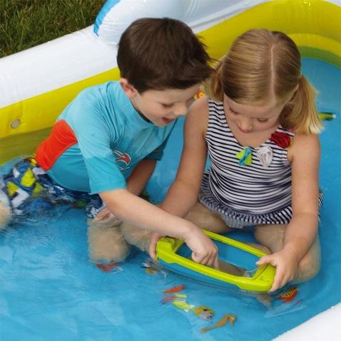 juguete piscina visor acuatico