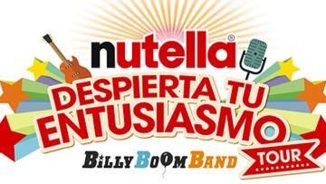"""La gira Nutella """"Despierta tu Entusiasmo"""" llega a tu ciudad"""