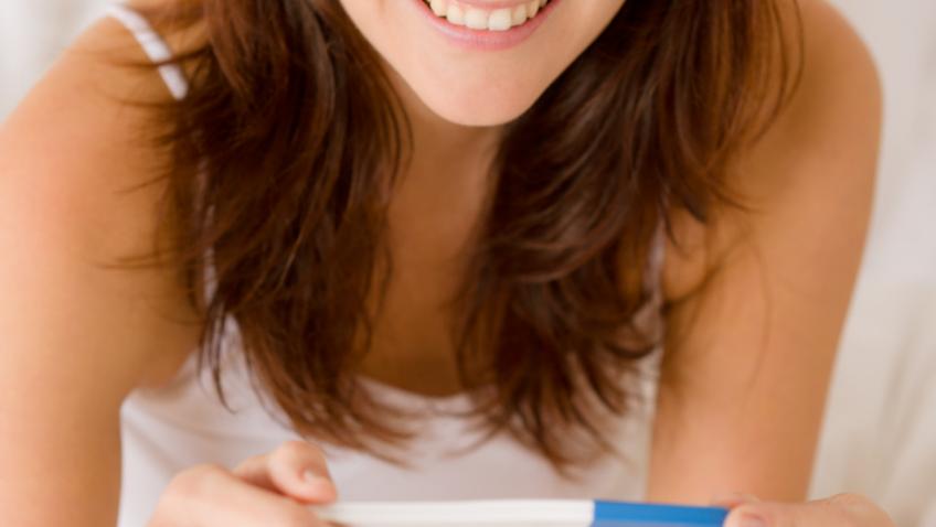 sintomas embarazo test