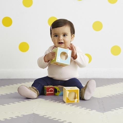 Alfombra infantil para bebés