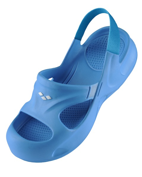 chanclas infantiles azules