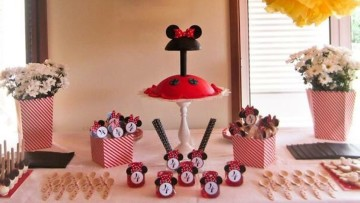 Ideas para celebrar una fiesta de cumpleaños infantil de Minnie