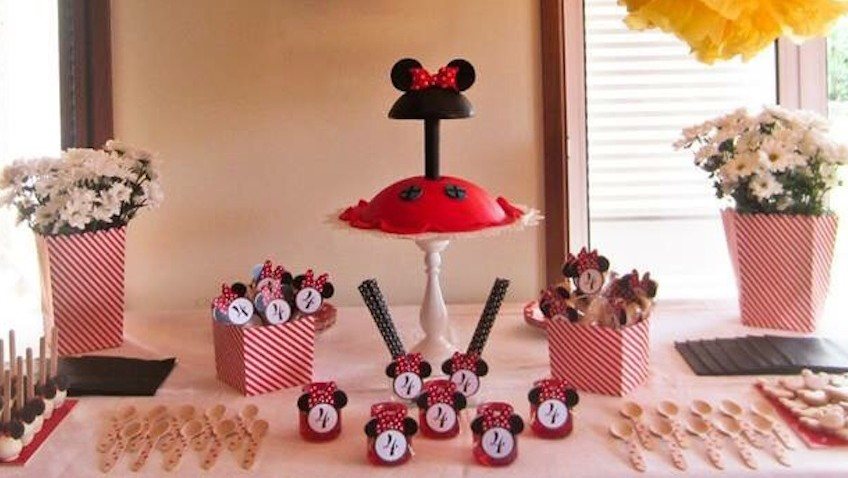 fiesta minnie mouse disney
