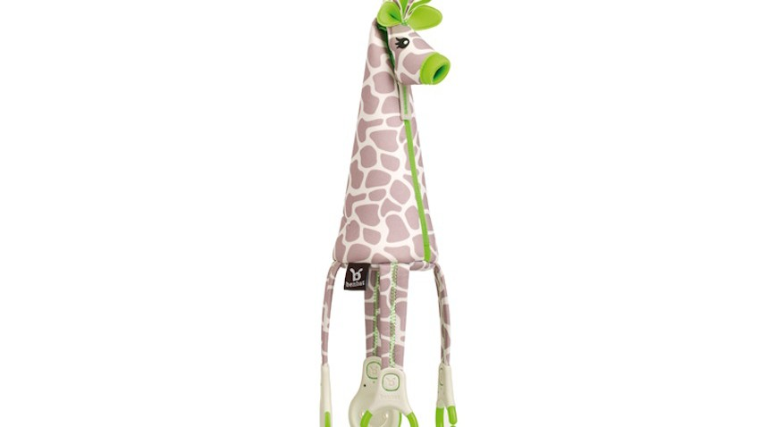 juguete para bebés coche giraffe