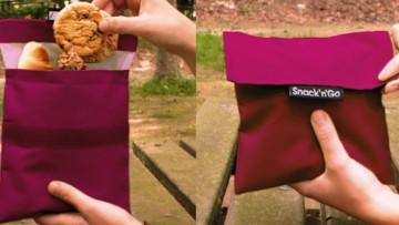 ¡Sorteamos un portameriendas infantil Snack'n'Go Kids de Roll'eat!
