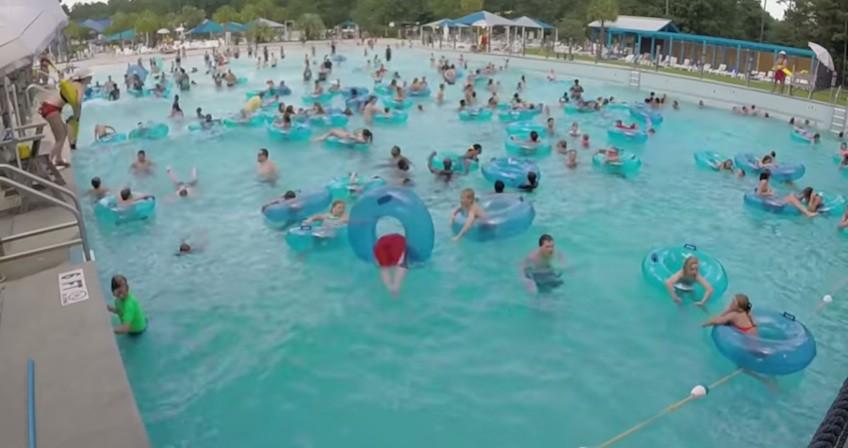 signos de ahogamiento piscina