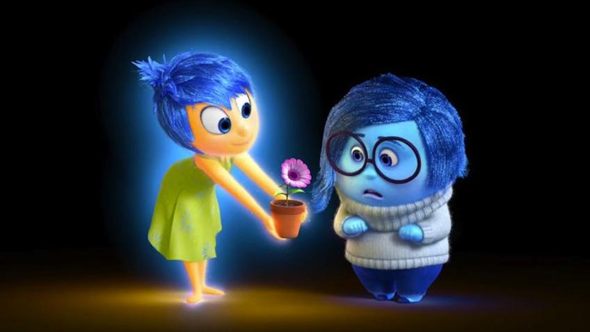 Del reves pelicula Disney Pixar