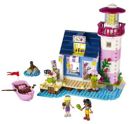 LEGO Friends El Faro de Heartlake