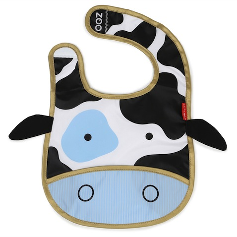 babero skip hop vaca