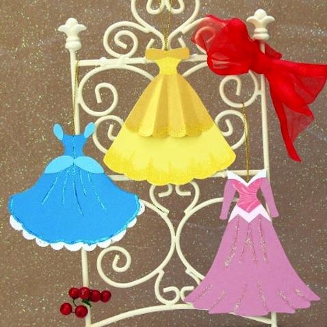fiesta princesas disney decoracion vestidos princesas