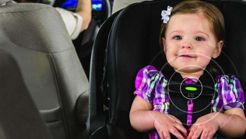 clips silla coche bebes