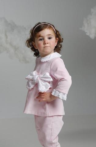 chandal infantil rosa