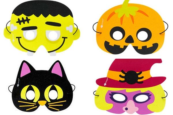 Máscaras infantiles para Halloween de Imaginarium