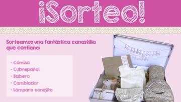 Secuvita regala una canastilla con productos para tu bebé