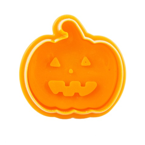 cortador galletas halloween calabaza