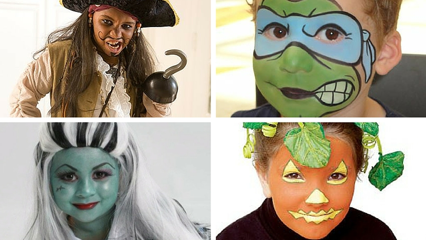 4 ideas disfraces infantiles caseros hallowen