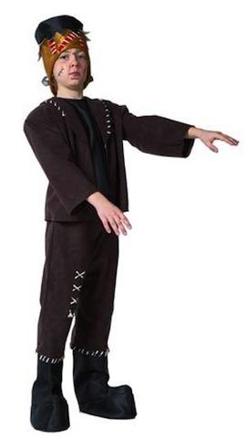 Disfraz infantil para halloween niño