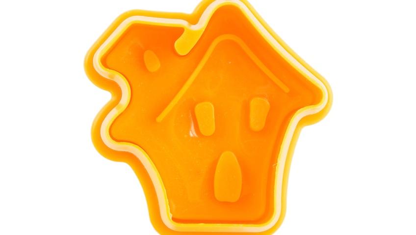 sorteo papas e hijos cortador galletas halloween casa encantada