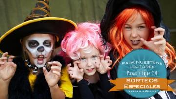 ¡Sorteo disfraz infantil para Halloween de Don Disfraz!