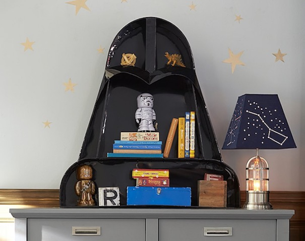 decorar habitacion infantil star wars