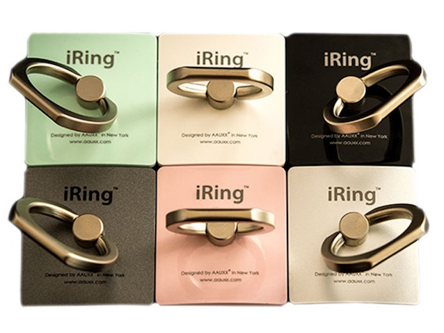 Colores disponibles iRing