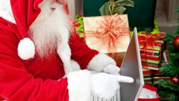 Papá Noel y los Reyes Magos se suman al Black Friday para sus compras navideñas