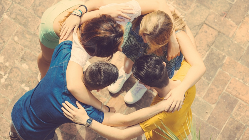 adolescencia amigos