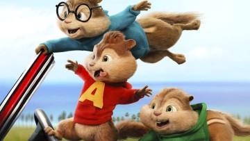 """Sorteo de 5 packs de la película """"Alvin y las Ardillas: Fiesta Sobre Ruedas"""""""