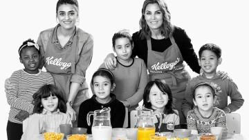 """Más de 400 niños reciben un desayuno gracias a """"Todos a desayunar"""""""
