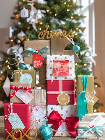 Ideas para envolver regalos navidad