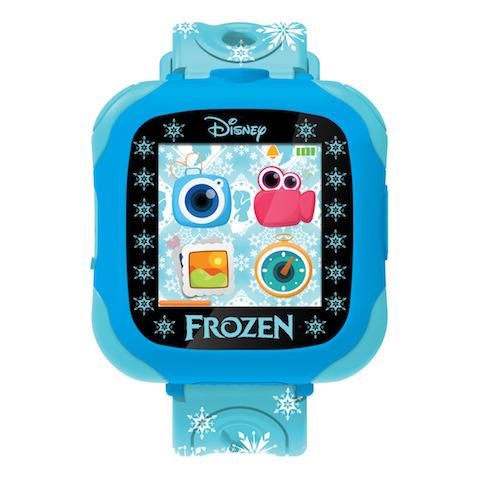 Cámara reloj Frozen, el Reino de Hielo Lexibook