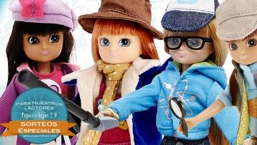 ¡Sorteo de una muñeca Lottie!