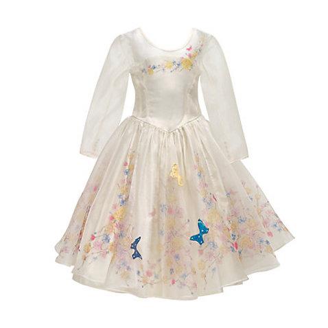 Disfraz lujo vestido de boda Cenicienta
