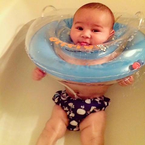 Flotador para bebés