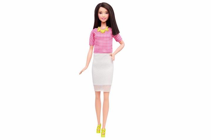 nueva barbie alta