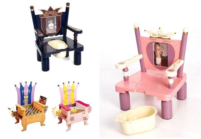 Orinales para los Reyes de la Casa