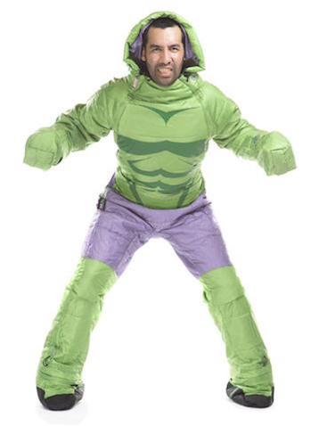 Saco de dormir de Hulk