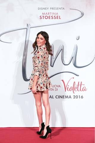 """Poster de """"Tini: El Gran Cambio de Violetta"""""""