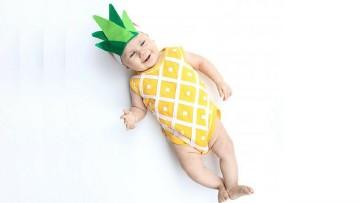 5 disfraces caseros para bebés