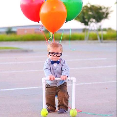 Disfraz para bebé Up