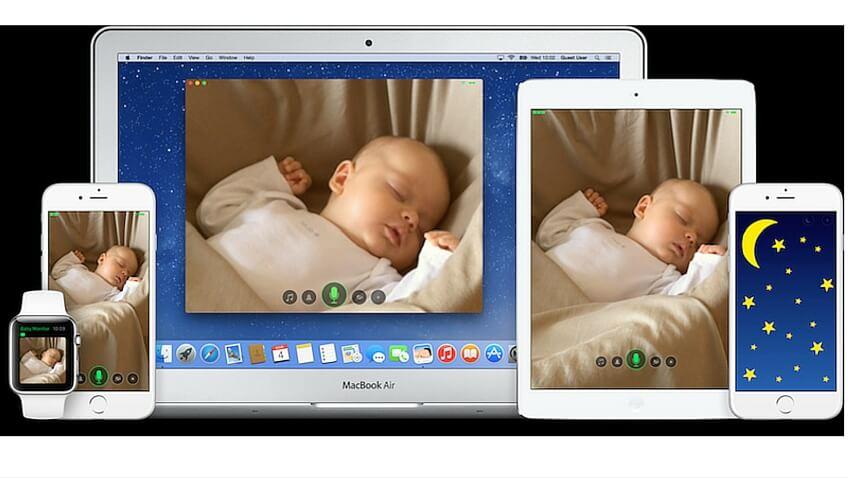 app vigilabebes Cloud Baby Monitor
