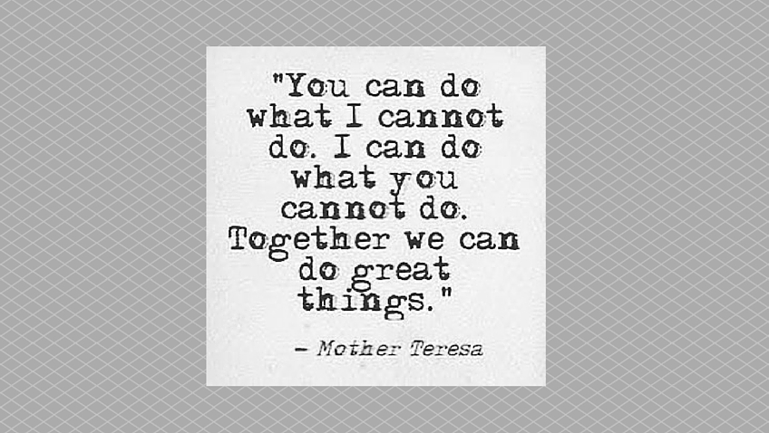 mother teresa phrase