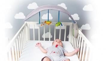 Sky Dream, móvil para cuna del bebé tranquilizador