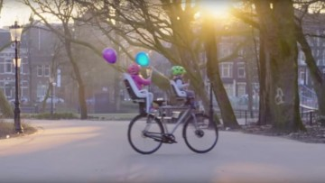 Google Self Driving Bicycle, bicicleta autónoma que se conduce sola
