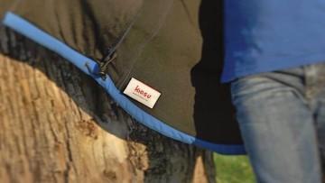Pin y etiqueta para la ropa inteligente, para encontrar a tus peques