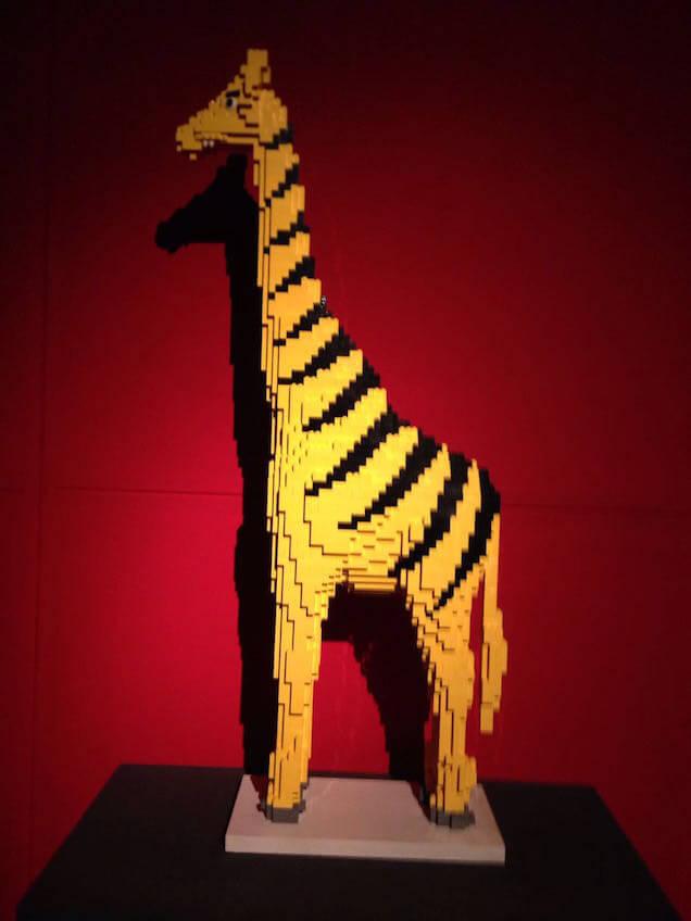 Jirafa Lego