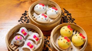 Restaurante de Hello Kitty, así es la comida del menú