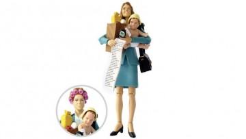 Súper Madre, la figura de acción con poderes increíbles