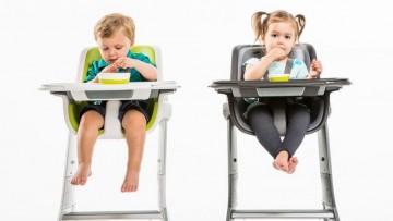Trona para bebés con bandeja magnética 4Moms